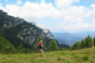 Carpathian Mountains & Transylvania Trek, Romania