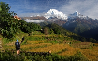 Walking and Trekking with Mountain Kingdoms