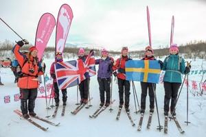 Seraphina's Arctic Challenge