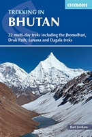 Free Cicerone Guidebook - Trekking in Bhutan