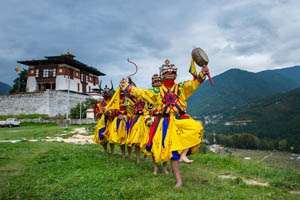 Big Bhutan Savings this Autumn