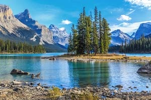 Save up to £150 on Gentle Walking Canadian Rockies