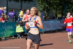 Niki's Half Marathon Success