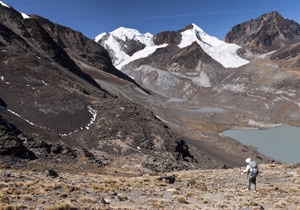 Cordillera Real Trek - Save up to £335 this September