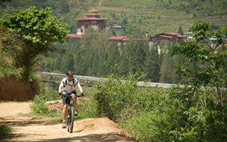 Highlights of the Cycling Tour of Bhutan