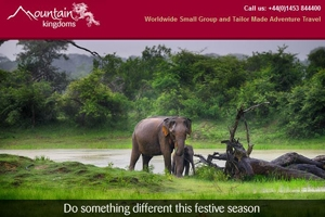 Septembger e-newsletter - Do something different this festive season