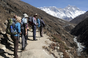 Save £100 on our Everest Base Camp Trek this November