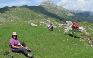 An interview with Seraphina: conquering the three peaks of the Balkans