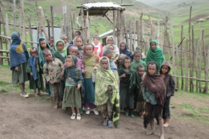 Worthy cause - Simien Mountains Mobile Medical Service-UK