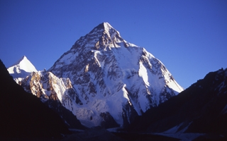 Looking back at an epic journey to K2 12 years on…