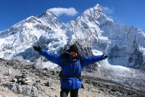 Free use of down jackets & sleeping bags on Nepal trekking holidays