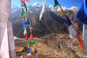 Return to Langtang, Nepal