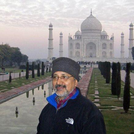 Local leader, India