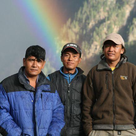 Local leader, Tibet