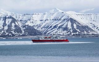 Liz's Arctic Adventures