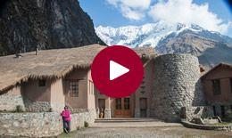 Luxury Lodges to Machu Picchu