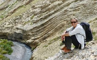 Sue Lawty's Wild Zanskar Adventure