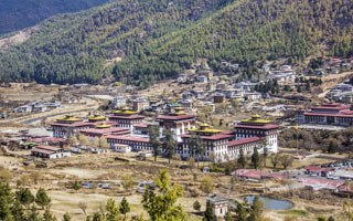 24 Hours in Thimphu - the Royal Visit to Bhutan