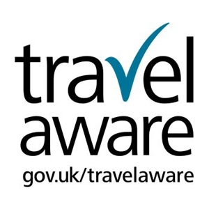 Travel Aware - FCO Advice