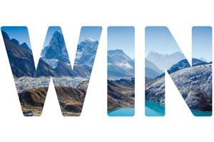 Win an Everest Base Camp & Gokyo Lakes trek
