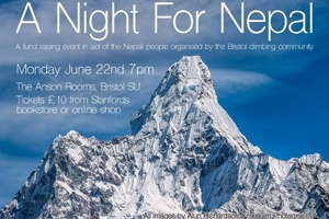 Over £7,800 raised for Nepal at Wilderness Lectures