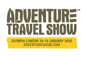 Meet us at the Adventure Travel Show 2020