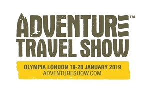 Meet us at the Adventure Travel Show