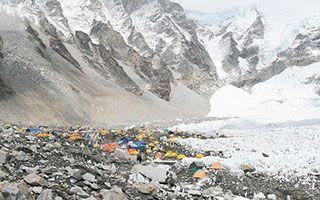Himalayan Photography: Everest Base Camp In Stunning Detail