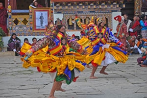 Dasho Benji Dorji and the Bhutan Society
