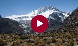 Cordillera & Chachacomani Peak, Bolivia