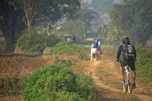 Cultural Cycling Tour of Burma featured in the Financial Times