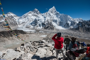 Save £200 on selected Everest treks