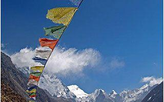 The Meaning of Prayer Flags