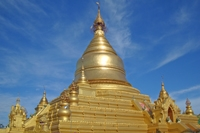 golden trails of burma day 5 kuthodaw pagoda mandalay ld.