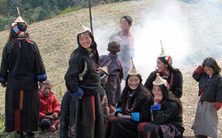 The Layap People of Bhutan