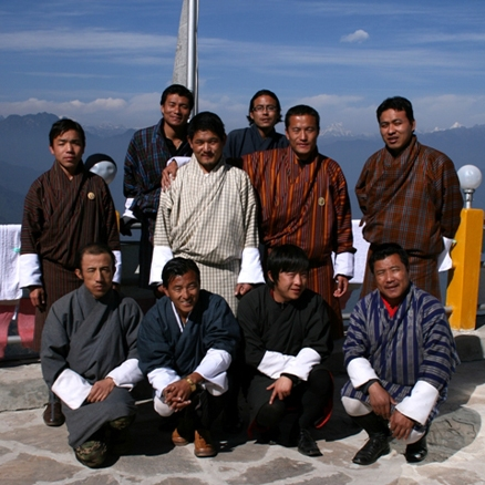 Local leader, Bhutan