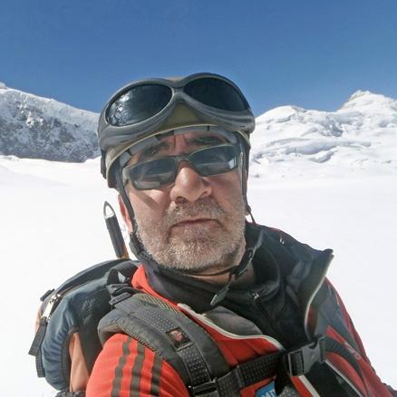 Local leader, Bolivia