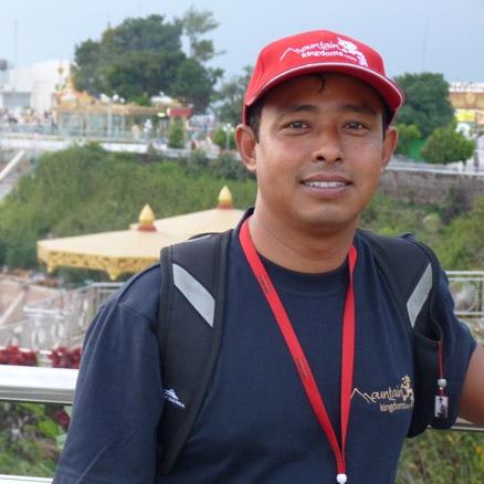 Local leader, Burma