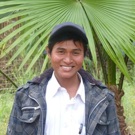 Local leader, Burmese Himalaya