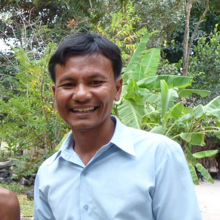 Local leader, Cambodia