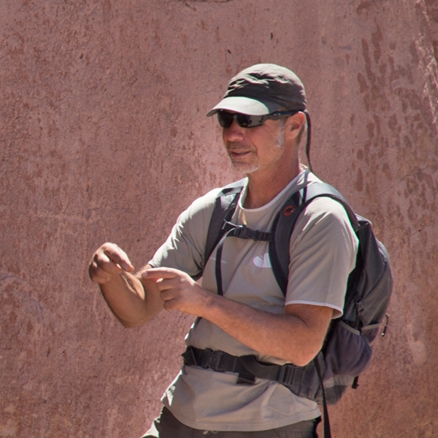 Local Leader, Atacama Desert
