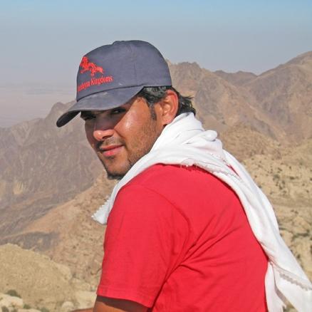 Local leader, Jordan