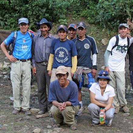 Local leader, Peru