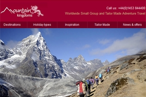 Read our August e-newsletter - Nepal trekking season