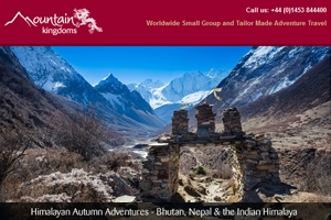 June e-newsletter - Himalayan Autumn Adventures
