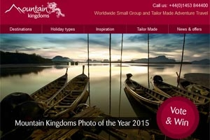Read our April e-newsletter - 2015 Photo of the Year finalists announced