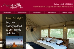 Read our June e-newsletter - Travel 'in style'