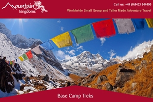 November e-newsletter - Base Camp Treks