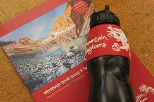 New Water-to-Go Reusable Bottle Campaign