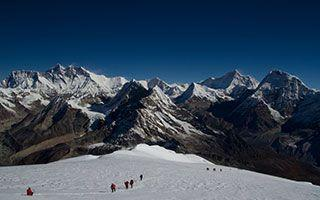 One Of The Best Views In The Himalayas: Mera Peak Expedition